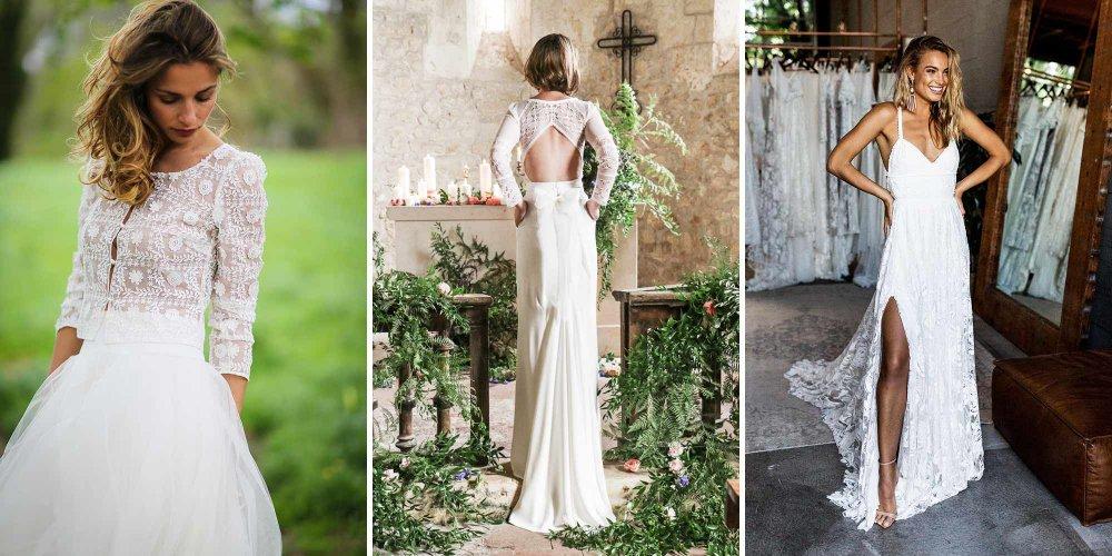 Les plus belle robe de mariee 2018