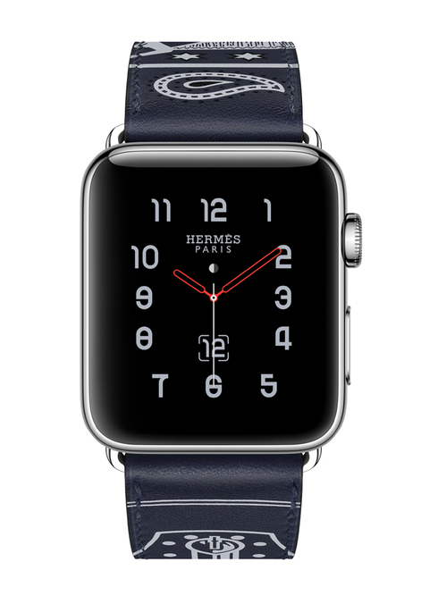 a0c5e17b1a7 CELEBRITY MAGAZINE - l Apple Watch Hermès Séries 3